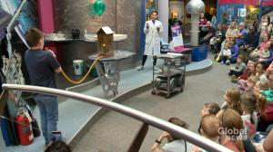 Saskatchewan Science Centre celebrates 30 years: 'I was so amazed'